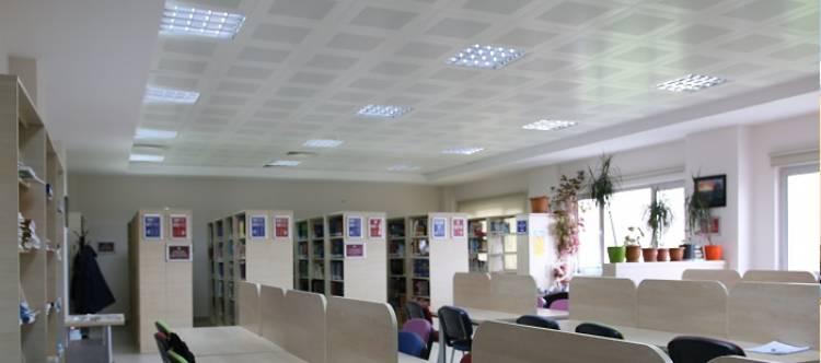 Tıp Fakültesi Kütüphanesi