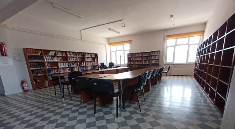 Sağlık Hizmetleri MYO Kütüphanesi
