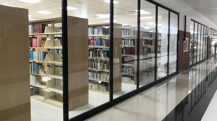 İlahiyat Fakültesi Doç. Dr. Osman Şekerci Kütüphanesi