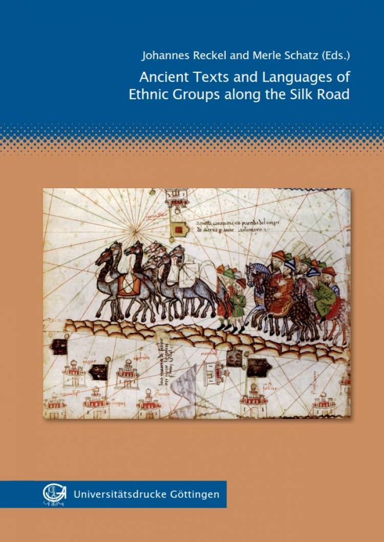 Ancient Texts and Languages of Ethnic Groups along the Silk Road